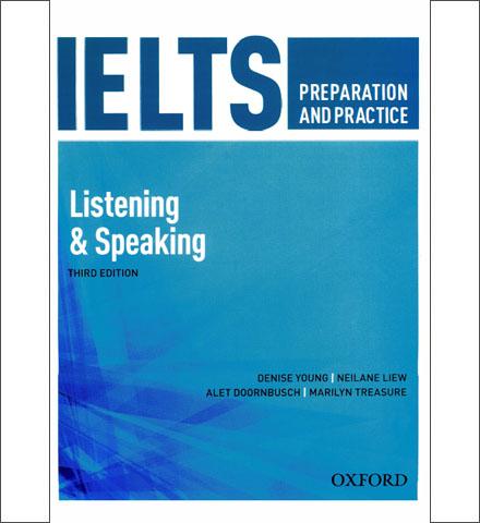 دانلود کتاب Oxford IELTS Preparation and practice Listening and Speaking