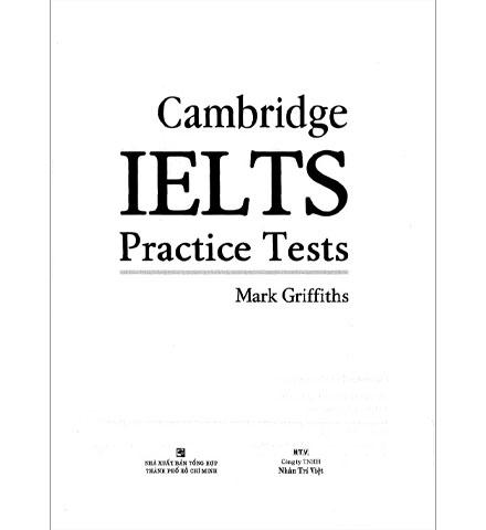 دانلود کتاب Cambridge IELTS Listening Practice