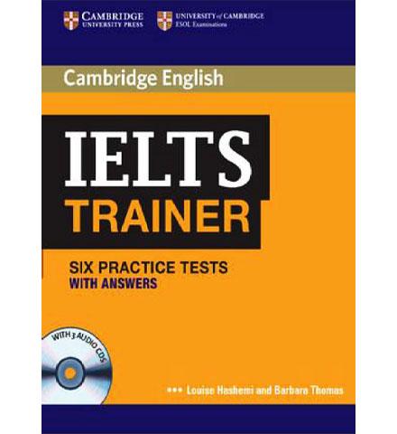 دانلود کتاب Cambridge IELTS Trainer