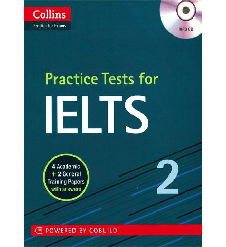 کتاب Collins_Practice Tests for IELTS 1