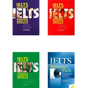 دانلود پکیج کامل انتشارات Delta برای آزمون IELTS