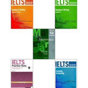دانلود پکیج انتشارات Oxford برای آزمون IELTS