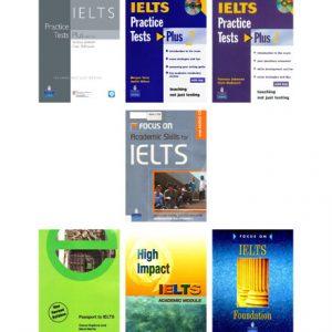 دانلود پکیج انتشارات Longman Pearson برای آزمون IELTS