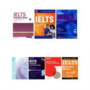 دانلود پکیج آزمون های آزمایشی IELTS زونکن