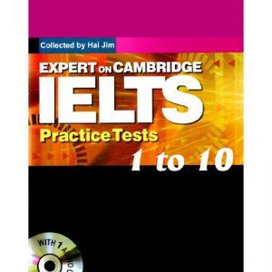 دانلود پکیج مجموعه کتاب های Expert on Cambridge IELTS Practice Tests