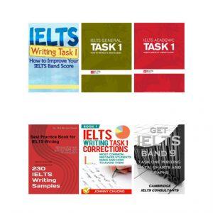 دانلود پکیج ویژه Writing Task 1 آزمون IELTS