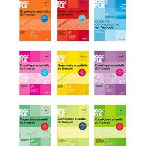 دانلود مجموعه کتاب های 100%FLE از انتشارات Didier
