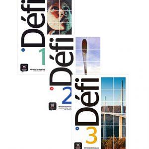 دانلود مجموعه کتاب های Defi از انتشارات Maison des Langues