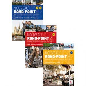 دانلود مجموعه کتاب های Rond-Point از انتشارات Maison des Langues
