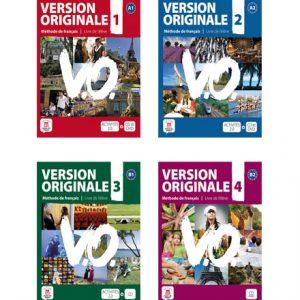 دانلود مجموعه کتاب های Version Originale از انتشارات Maison des Langues