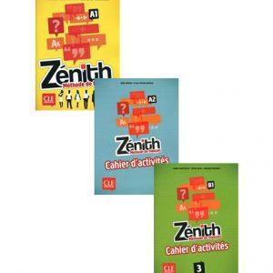 دانلود مجموعه کتاب های Zenith از انتشارات CLE International