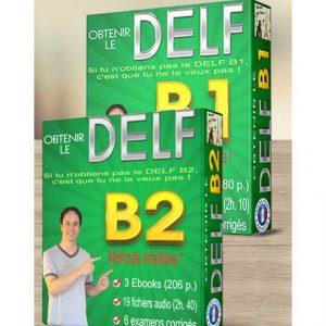 دانلود پکیج آمادگی آزمون Delf برای سطح B1 و B2