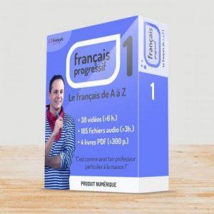 دانلود پکیج آموزش زبان فرانسوی Francais Progressif 1