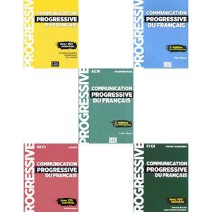 دانلود کتاب Progressive Du Francais