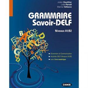 دانلود کتاب Grammaire Savoir-DELF