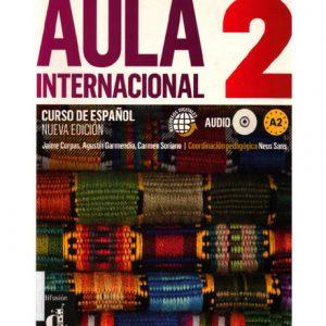 دانلود فایل آزمون اسپانیایی Aula Internacional 2