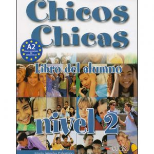 دانلود فایل کتاب زبان اسپانیایی Chicos.Chicas.2