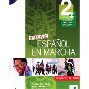 دانلود فایل کتاب Nuevo.Español.en.Marcha.2