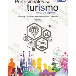 دانلود فایل کتاب Profesionales.del.turismoB1-B2