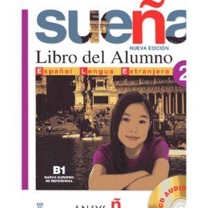 دانلود فایل کتاب اسپانیایی Sueña2