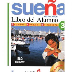 دانلود فایل کتاب اسپانیایی Sueña3