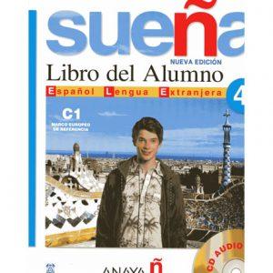 دانلود فایل کتاب اسپانیایی Sueña4