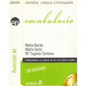 دانلود فایل کتاب Vocabulario.Avanzado.B2