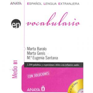 دانلود فایل کتاب Vocabulario.Medio.B1