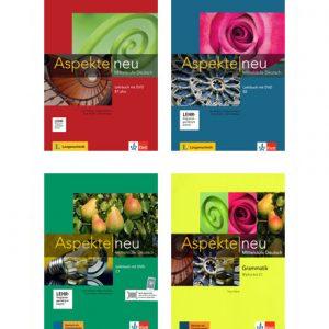 دانلود پکیج PDF کتاب آلمانی Aspekte Neu