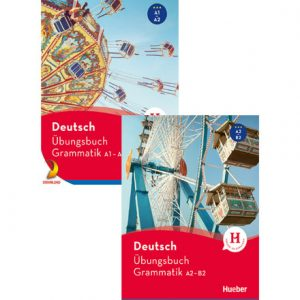 دانلود PDF پکیج گرامر آلمانی PDF کتاب Deutsch Übungsbuch Grammatik