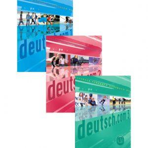 دانلود فایل PDF کتاب آلمانی Deutsch.com