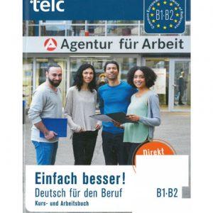 دانلود PDF کتاب آلمانی Einfach besser! Deutsch für den Beruf B1-B2