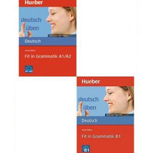 دانلود PDF دستور زبان آلمانی Fit in Grammatik