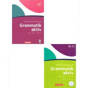دانلود PDF دستور زبان آلمانی Grammatik Aktiv