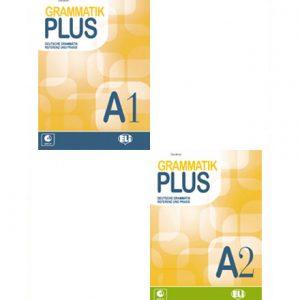 پکیج PDF دستور زبان آلمانی Grammatik Plus