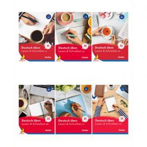 دانلود پکیج PDF کتاب آموزش آلمانی Lesen & Schreiben