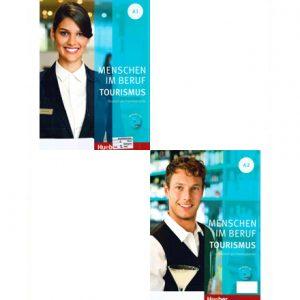 دانلود پکیج PDF کتاب آلمانی Menschen im Beruf TOURISMUS