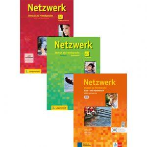دانلود پکیج PDF کتاب آلمانی Netzwerk