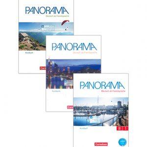 دانلود پکیج PDF کتاب آلمانی Panorama