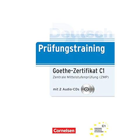 دانلود فایل کتاب Prüfungstraining Goethe-Zertifikat C1