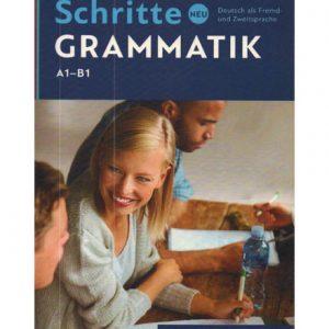 دانلود فایل کتاب گرامر آلمانی Schritte neu Grammatik