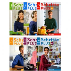 دانلود پکیج PDF کتاب آلمانی Schritte plus neu
