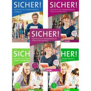 دانلود پکیج آمادگی آزمون آلمانی Sicher