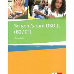 دانلود فایل کتاب آزمون آلمانی So gehts zum DSD II