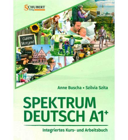 دانلود فایل کتاب آلمانی Spektrum A1