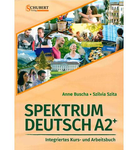 دانلود فایل کتاب آلمانی Spektrum A2