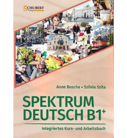 دانلود فایل کتاب آلمانی Spektrum B1