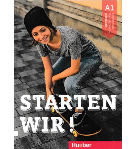 دانلود فایل کتاب آلمانی Starten Wir A1