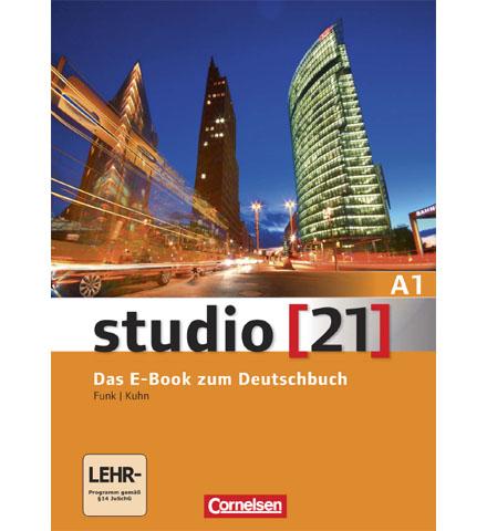 دانلود فایل کتاب آلمانی Studio 21 A1