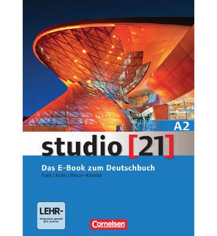 دانلود فایل کتاب آلمانی Studio 21 A2